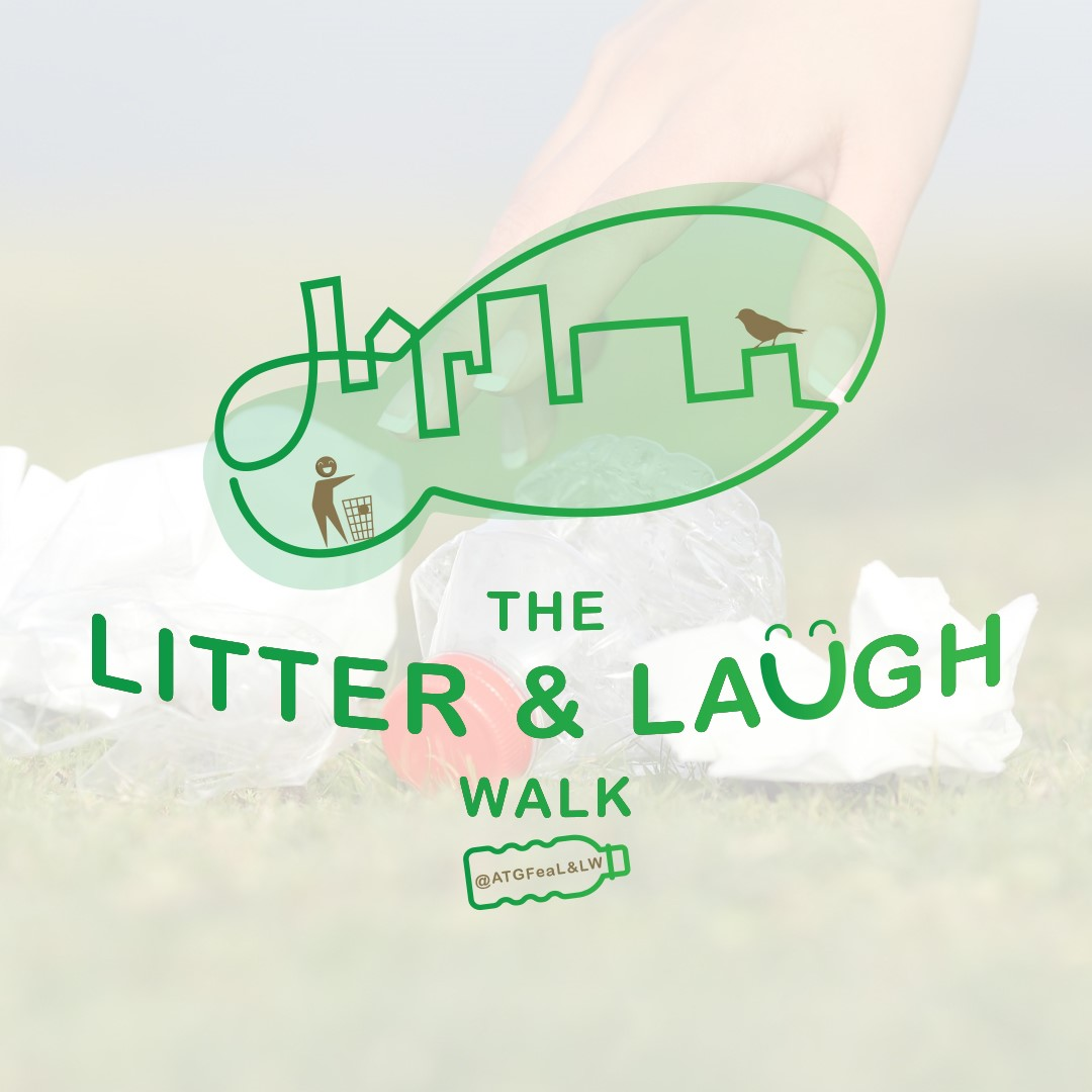 The Litter & Laugh Walk